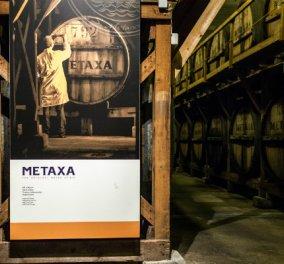 Vintage Story: Μetaxa - κονιάκ: Η ιστορία, οι διάσημοι θαυμαστές του & άγνωστες λεπτομέρειες του διασημότερου ελληνικού ποτού  - Κυρίως Φωτογραφία - Gallery - Video