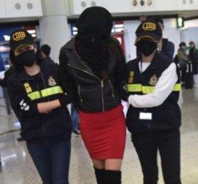 Αίτημα να δικαστεί στην Ελλάδα το 19χρονο μοντέλο που κρατείται στο Χονγκ Κονγκ  - Κυρίως Φωτογραφία - Gallery - Video