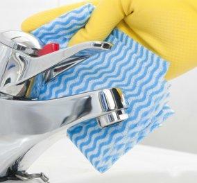 Το έξυπνο κόλπο που θα κάνει το μπάνιο σας να λάμπει!  - Κυρίως Φωτογραφία - Gallery - Video