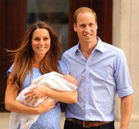 Το τρίτο παιδί του πρίγκιπα Ουίλιαμ αντικείμενο... τζόγου- Στοιχηματίζει η Βρετανία για το όνομα και την ώρα γεννήσεως  - Κυρίως Φωτογραφία - Gallery - Video