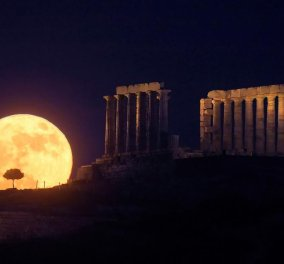 Απόψε φίλα με...: Το τελευταίο υπέροχο φεγγάρι του 2017 - Κυρίως Φωτογραφία - Gallery - Video