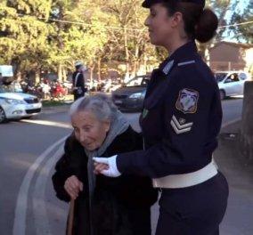 """Η ελληνική αστυνομία μας εύχεται """"Καλή χρονιά"""" με ένα απολαυστικό time-lapse (ΒΙΝΤΕΟ) - Κυρίως Φωτογραφία - Gallery - Video"""