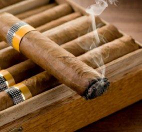 Μια θεωρία - δικαιολογία καταρρίπτεται! Ίση αν όχι περισσότερη νικοτίνη από τα τσιγάρα περιέχουν τα πουράκια... - Κυρίως Φωτογραφία - Gallery - Video