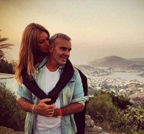 Ο Στέλιος Ρόκκος παντρεύεται την αγαπημένη του, Ελένη Γκόφα! - Κυρίως Φωτογραφία - Gallery - Video