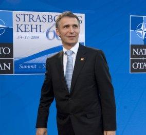 NATO: Γενικός γραμματέας ο Γενς Στόλτενμπεργκ μέχρι το 2020 - Κυρίως Φωτογραφία - Gallery - Video