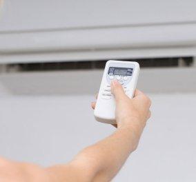 Χρησιμοποιείται air condition για να ζεσταθείτε; Δείτε ποιοι κίνδυνοι υπάρχουν - Κυρίως Φωτογραφία - Gallery - Video