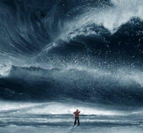 Τρομάζουν προειδοποιήσεις ειδικών για πιθανό τσουνάμι στις ελληνικές ακτές - 10 με 15 μόλις λεπτά το περιθώριο αντίδρασης! - Κυρίως Φωτογραφία - Gallery - Video