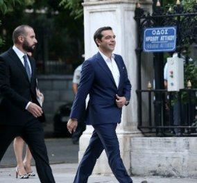"""Δημήτρης Τζανακόπουλος: """"Το ζεύγος Μητσοτάκη δεν είναι αυτοκρατορικό, να δώσουν εξηγήσεις..."""" - Κυρίως Φωτογραφία - Gallery - Video"""