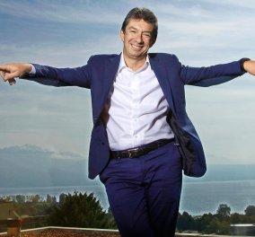 Αντρέ Καλαντζόπουλος ο Έλληνας Διευθύνων Σύμβουλος της Philip Morris : Εφικτό το μέλλον χωρίς κάπνισμα! - Κυρίως Φωτογραφία - Gallery - Video