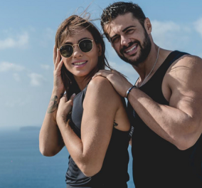 """Πάσχα """"του έρωτα"""" για Βαλαβάνη - Βασάλο! Στη Θεσσαλονίκη ανταλλάσσει καυτά φιλιά το δημοφιλές ζευγάρι (ΒΙΝΤΕΟ) - Κυρίως Φωτογραφία - Gallery - Video"""
