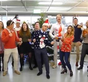 """""""Τρέλανε"""" το διαδίκτυο η ολλανδική πρεσβεία στην Ελλάδα - Είναι αυτό το πιο πρωτότυπο Χριστουγεννιάτικο βίντεο που έχουμε δει ποτέ; - Κυρίως Φωτογραφία - Gallery - Video"""