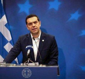 Αλ. Τσίπρας: Θετικοί Οιωνοί-  Η Ελλάδα επανακάμπτει στις αγορές και βγαίνει από την κρίση (ΒΙΝΤΕΟ) - Κυρίως Φωτογραφία - Gallery - Video