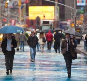 Κυριακή με συννεφιά βροχές και σποραδικές καταιγίδες  - Κυρίως Φωτογραφία - Gallery - Video