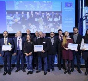 Revive Greece: Μια ελληνική ομάδα ανάμεσα στους νικητές του βραβείου της Κοινωνίας των Πολιτών - Κυρίως Φωτογραφία - Gallery - Video