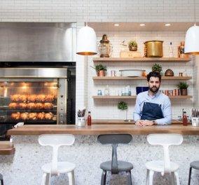 Mόνο στο madeingreece.news: Τα πάντα για το SouvlaF -Ο ιδιοκτήτης του ελληνικού εστιατορίου που ξετρέλανε την Μισέλ Ομπάμα (ΦΩΤΟ) - Κυρίως Φωτογραφία - Gallery - Video