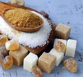 Ζάχαρη: Που ωφελεί - Που βλάπτει... Προς τα που γέρνει η ζυγαριά; - Κυρίως Φωτογραφία - Gallery - Video