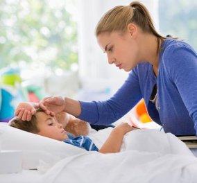 Τρεις χρήσιμες συμβουλές για να μην αρρωσταίνει συχνά το παιδί σας - Κυρίως Φωτογραφία - Gallery - Video