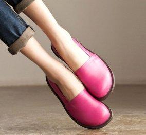 """Το βίντεο που θα σας """"λύσει τα χέρια"""": Δείτε τι πρέπει να κάνετε για να μην μυρίζουν τα παπούτσια  - Κυρίως Φωτογραφία - Gallery - Video"""