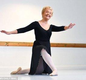 Top Woman η Barbara στα 80 της - Μπαλαρίνα στην Βρετανία:  Να την στο βίντεο - Κυρίως Φωτογραφία - Gallery - Video