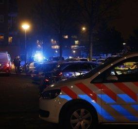 Άμστερνταμ: Ένας έφηβος νεκρός και τουλάχιστον δύο τραυματίες από πυροβολισμούς (ΦΩΤΟ) - Κυρίως Φωτογραφία - Gallery - Video