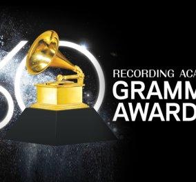 Τα βραβεία Grammy ζωντανά & αποκλειστικά στην COSMOTE TV - Κυρίως Φωτογραφία - Gallery - Video