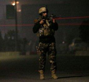 Τρόμος στην Καμπούλ: Ένοπλοι εισέβαλαν στο ξενοδοχείο Intercontinetal - Σε εξέλιξη η επίθεση (ΦΩΤΟ) - Κυρίως Φωτογραφία - Gallery - Video