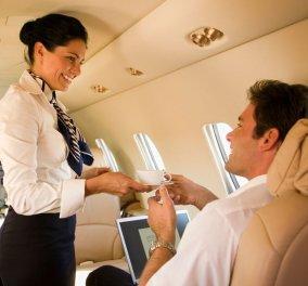 Γιατί δεν πρέπει να πίνετε ποτέ καφέ στο αεροπλάνο; - Ο λόγος θα σας κάνει να αηδιάσετε - Κυρίως Φωτογραφία - Gallery - Video