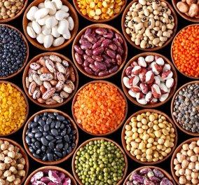 Για ποιο λόγο πρέπει να τα εντάξετε στη διατροφή σας τα όσπρια;  - Κυρίως Φωτογραφία - Gallery - Video