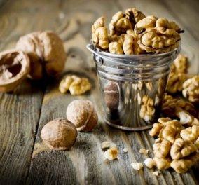 Βάλτε καρύδια στη διατροφή σας- Το ονομάζουν ελιξίριο της νεότητας!    - Κυρίως Φωτογραφία - Gallery - Video
