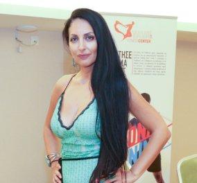 """Γεωργία Μπιτάκου: Ποια είναι η Μανιάτισα σημαιοφόρος του συλλαλητηρίου για την Μακεδονία - Η μόνη διοργανώτρια αγώνων """"ξύλου"""" - Κυρίως Φωτογραφία - Gallery - Video"""