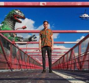 Ο Kieran Knightley αγόρασε τον Ryan για 8 δολάρια & ταξιδεύουν παντού μαζί -ΦΩΤΟ  - Κυρίως Φωτογραφία - Gallery - Video