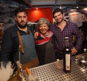 Απόκλ: Dinapoja -Μια δυνατή Κρητικιά άλλαξε την ζωή της & τώρα σερβίρει διεθνώς το πρώτο «made in Greece» Shrub ! (ΦΩΤΟ) - Κυρίως Φωτογραφία - Gallery - Video