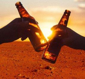 """""""Στην υγειά μας"""" και στο διάστημα -Την επόμενη μπύρα Budweiser θα την πιούμε στον... Άρη; - Κυρίως Φωτογραφία - Gallery - Video"""