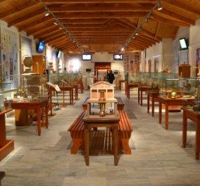 Good news: Το Μουσείο Αρχαίας Ελληνικής Τεχνολογίας Κώστα Κοτσανά ανοίγει τις πύλες του στο αθηναϊκό κοινό! - Κυρίως Φωτογραφία - Gallery - Video