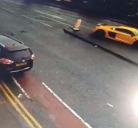 Απίστευτο βίντεο με σπόρ αυτοκίνητο: Σήκωσε τζιπ στον αέρα την παραμονή της Πρωτοχρονιάς  - Κυρίως Φωτογραφία - Gallery - Video