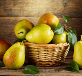 Αχ αχλάδι! Θαυματουργό για την υγεία φρούτο εποχής - Όλη η ιστορία του - Κυρίως Φωτογραφία - Gallery - Video