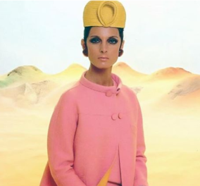 Vintage: Να γιατί το ροζ χρώμα είναι αθάνατο ειδικά στα χέρια του τεράστιου μόδιστρου Βαλεντίνο- ΦΩΤΟ - Κυρίως Φωτογραφία - Gallery - Video