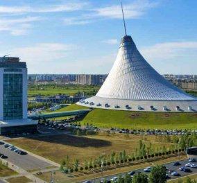 Ανείπωτη τραγωδία στο Καζακστάν: Τουλάχιστον 52 άνθρωποι έχασαν τη ζωή τους από πυρκαγιά σε λεωφορείο (ΦΩΤΟ - ΒΙΝΤΕΟ) - Κυρίως Φωτογραφία - Gallery - Video