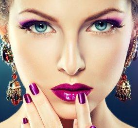 Υπέροχα μυστικά μακιγιάζ για μελαχρινές & καστανές που θα σας συναρπάσουν!   - Κυρίως Φωτογραφία - Gallery - Video