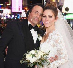 Μαρία Μενούνος: Γάμος στην Times Square live με τον νεανικό της έρωτα μετά από σειρά επεμβάσεων για καρκίνο - Κυρίως Φωτογραφία - Gallery - Video