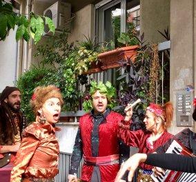Η Αθήνα γιορτάζει την Αποκριά με 70 εκδηλώσεις στο κέντρο και στις γειτονιές της πόλεις (ΦΩΤΟ) - Κυρίως Φωτογραφία - Gallery - Video