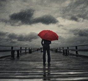 """Χειμωνιάτικο σκηνικό το ΣΚ: Βροχές καταιγίδες και χιονοπτώσεις σε πρώτο πλάνο- """"Βουτιά"""" της θερμοκρασίας προς τα κάτω - Κυρίως Φωτογραφία - Gallery - Video"""