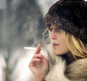 Καμιά ασφάλεια στο κάπνισμα: Ακόμη και ένα τσιγάρο την ημέρα αυξάνει τον κίνδυνο καρδιοπάθειας και εγκεφαλικού - Κυρίως Φωτογραφία - Gallery - Video
