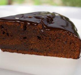 Σοκολατένιες πειρασμός που δεν μπορούμε να αντισταθούμε! Κορυφαίο Fudge Cake από τον Βαγγέλη Δρίσκα & φύγαμε για κουζίνα... - Κυρίως Φωτογραφία - Gallery - Video