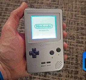 Ξανακυκλοφορεί το Game Boy της Nintendo - Γίνεται επανέκδοση της κλασικής παιχνιδομηχανής  - Κυρίως Φωτογραφία - Gallery - Video