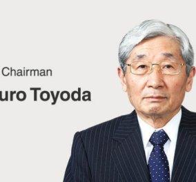 "Tetsuro Toyota: Απεβίωσε σε ηλικία 88 ετών η ""ψυχή"" της γνωστής εταιρείας αυτοκινήτων - Κυρίως Φωτογραφία - Gallery - Video"
