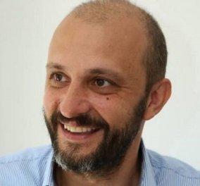 «Έφυγε» πρόωρα από τη ζωή ο δημοσιογράφος Νίκος Τσίτσας - Κυρίως Φωτογραφία - Gallery - Video