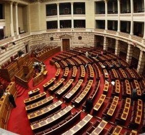 LIVE: Η συζήτηση & η ψηφοφορία στη Βουλή- Στην Ολομέλεια το πόρισμα για τη Novartis - Κυρίως Φωτογραφία - Gallery - Video