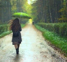 Κακοκαιρία: Χαμηλές θερμοκρασίες, βροχές και καταιγίδες έρχονται από αύριο - Κυρίως Φωτογραφία - Gallery - Video