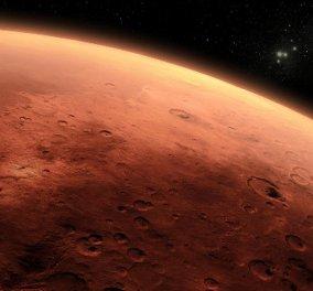 Ένα μοναδικό βίντεο με εικόνες από τον πλανήτη Άρη που δεν έχετε ξαναδεί!  - Κυρίως Φωτογραφία - Gallery - Video